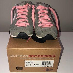 New Balance Gray Sneakers